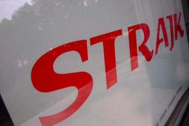 Szczecin: strajk ostrzegawczy w Szpitalu Wojskowym