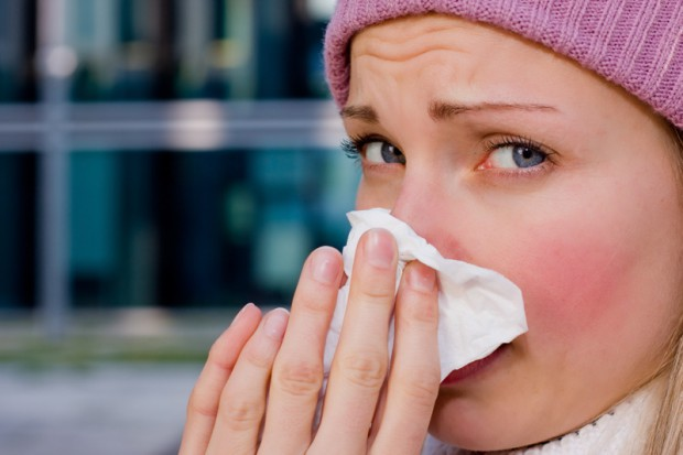 Pharma Expert latem o grypie