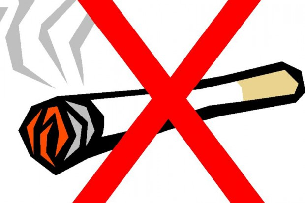 Za palenie papierosów w szpitalu mandat od sanepidu