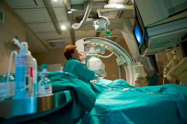 Białystok: nowy angiograf w szpitalu klinicznym