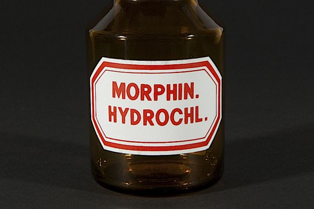 Morfina hamuje rozwój raka