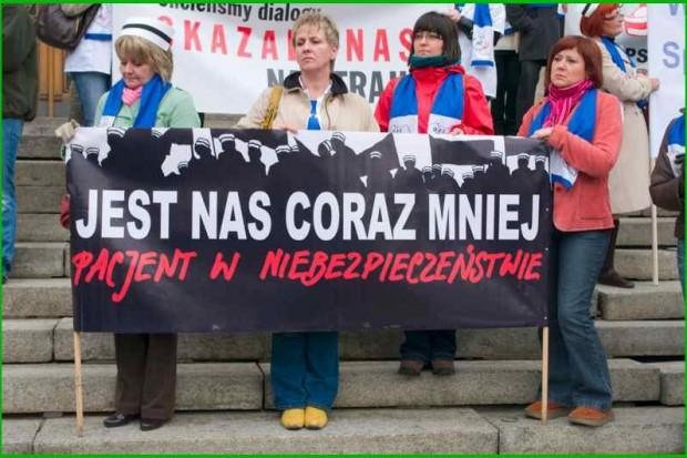 Lublin: brakuje pielęgniarek