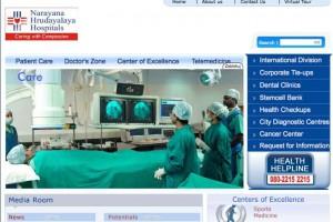 Indie: operacje serca  w taśmowym wydaniu