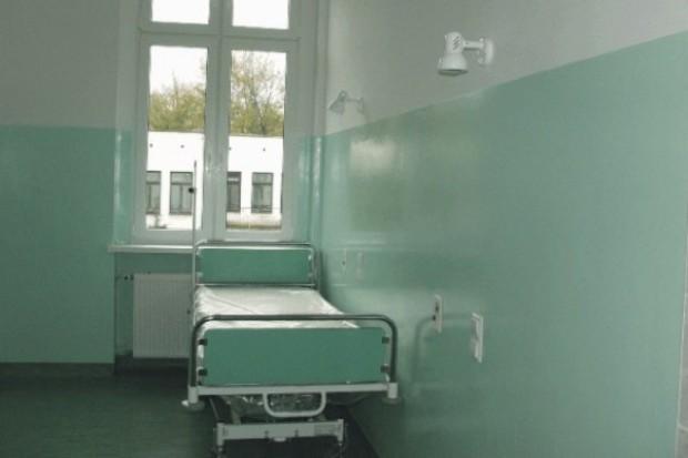 Częstochowa: szpital osiada, ściany pękają...