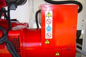 Bolesławiec: złomiarze zniszczyli szpitalny agregat prądotwórczy