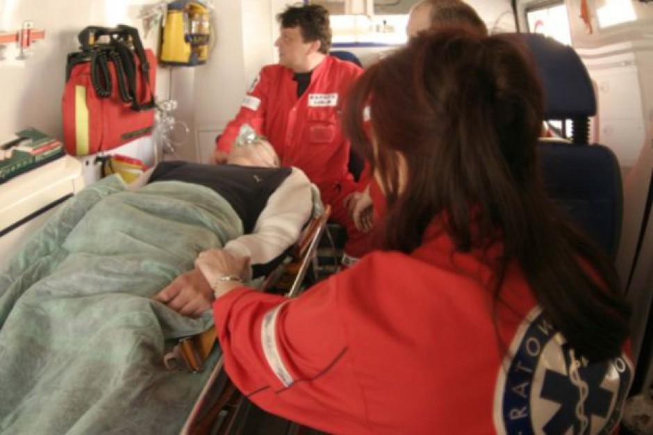 Podkarpacie: ratownictwo medyczne wśród priorytetów wojewody
