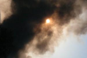 Lublin: pacjenci kliniki dermatologii ewakuowani z powodu pożaru