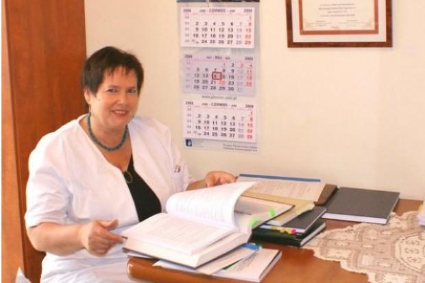 Lubelskie: prof. Starosławska ma zostać konsultantem wojewódzkim