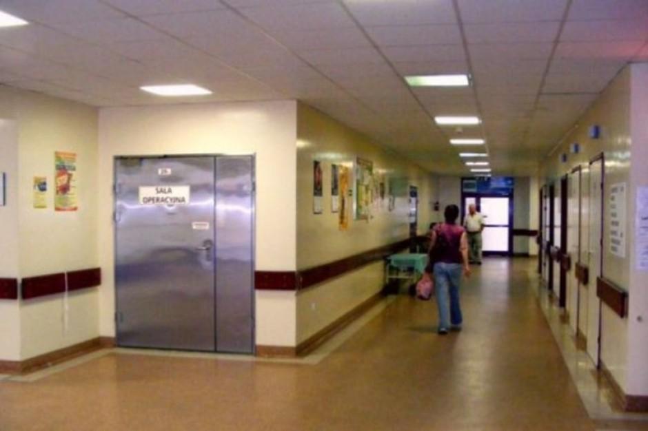 Dolnośląskie: szpitale wstrzymują planowe przyjęcia na oddziały
