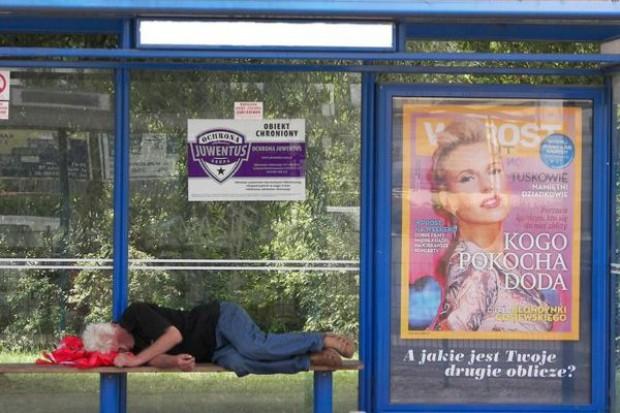 Warszawa: oni piją, miasto chce by się leczyli