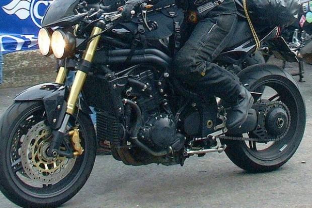 Rzeszów: wokół szpitala zakaz dla motocykli