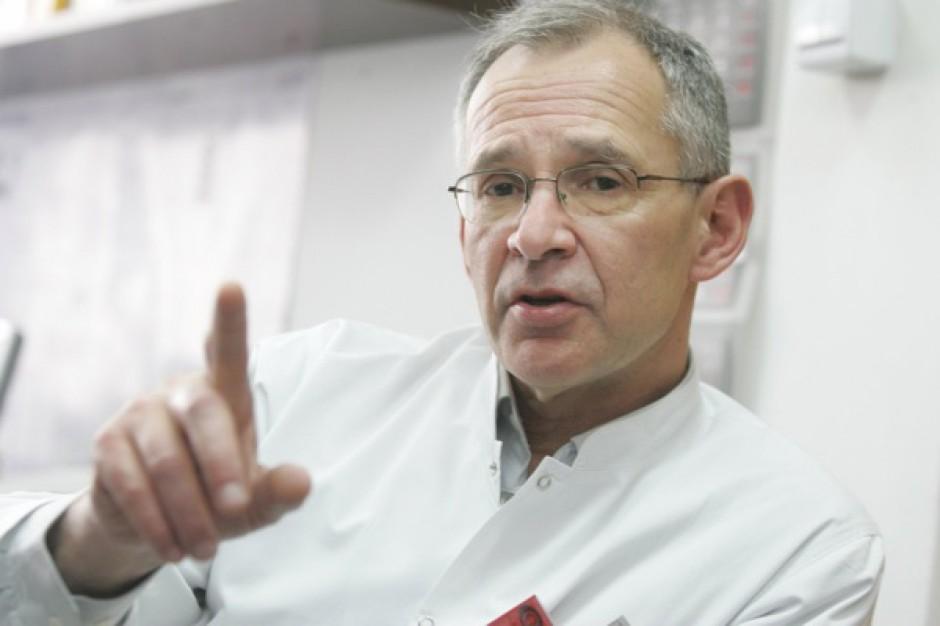 Prof. Krzakowski: wygrywamy walkę z nowotworami