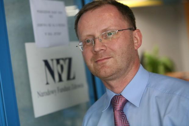 Roman Kolek, zastępca dyrektora opolskiego NFZ, odchodzi z Funduszu