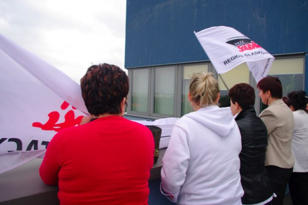 Dąbrowa Górnicza: salowe czekają na rozmowy