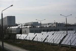 Bielsko-Biała: niemal sto ogniw fotowoltaicznych na dachu szpitala