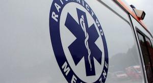 Ratownicy medyczni wyszli z MZ po kwadransie: nie było o czym rozmawiać
