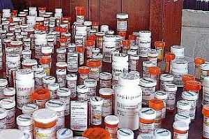Zażywamy leki na potęgę