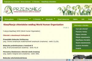 15 września - Światowy Dzień Wiedzy o Chłoniakach
