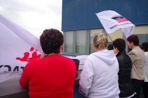 Dąbrowa Górnicza: salowe wycofały się z zaostrzenia protestu