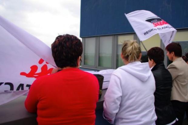 Dąbrowa Górnicza: salowe zapowiadają zaostrzenie formy protestu