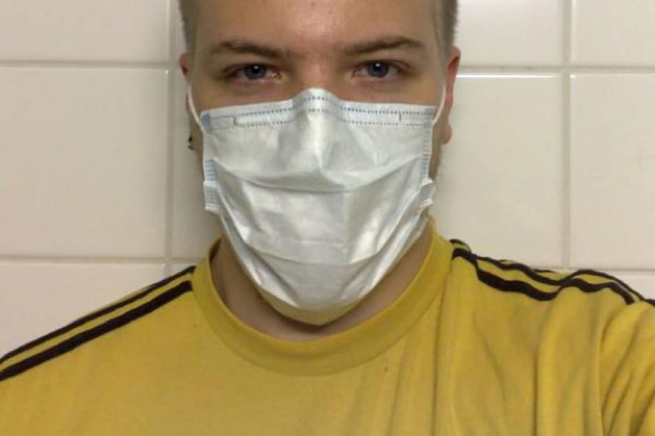 Epidemie grypy widać w sieci?