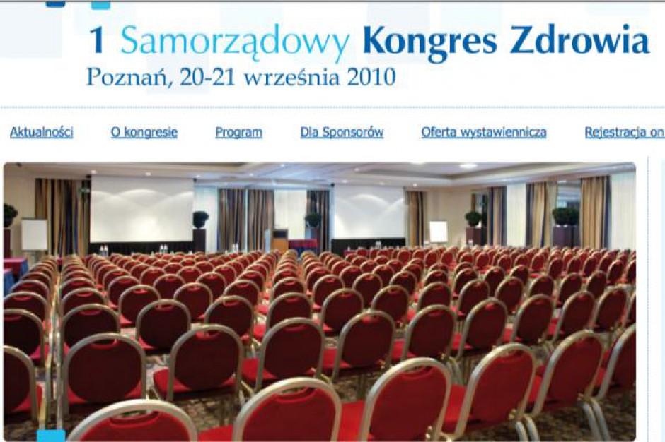 Poznań: samorządowcy o zmianach w służbie zdrowia
