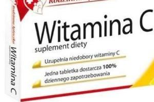 Witamina C poprawia samopoczucie pacjentów