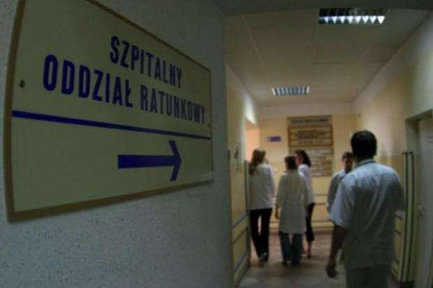 Opole: po śmierci 2-latka SOR będzie miał monitoring i dyżur pediatryczny