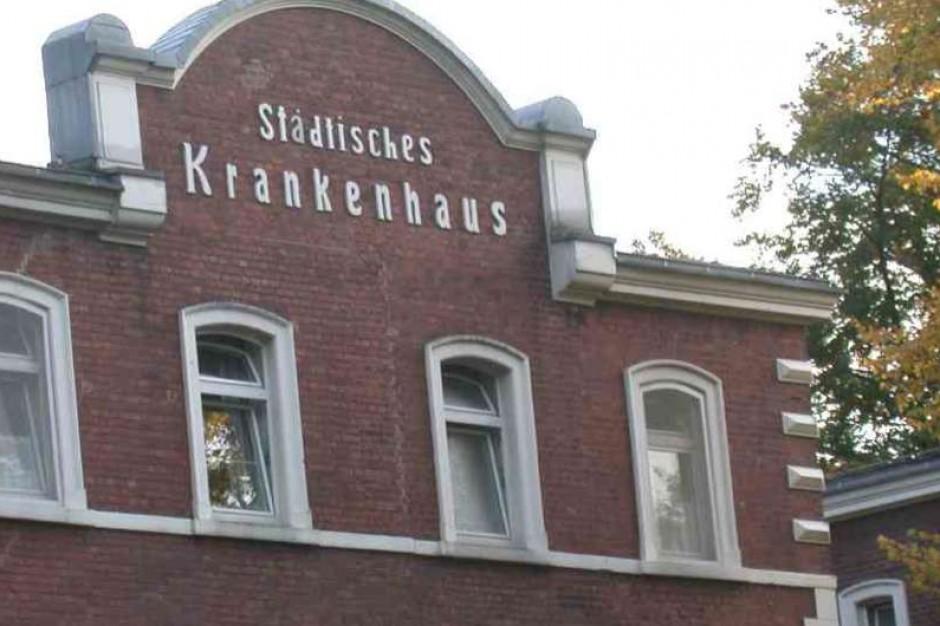 Ranni w katastrofiie operowani w niemieckich szpitalach