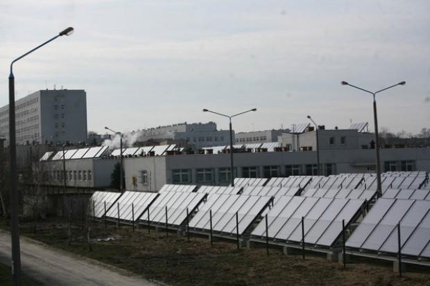 Piła: ekologiczna energia ze szpitalnej kotłowni na biomasę i baterii słonecznych
