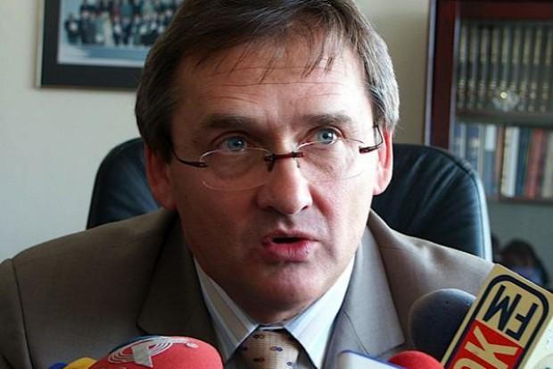Prezes NRL o leczeniu stwardnienia rozsianego