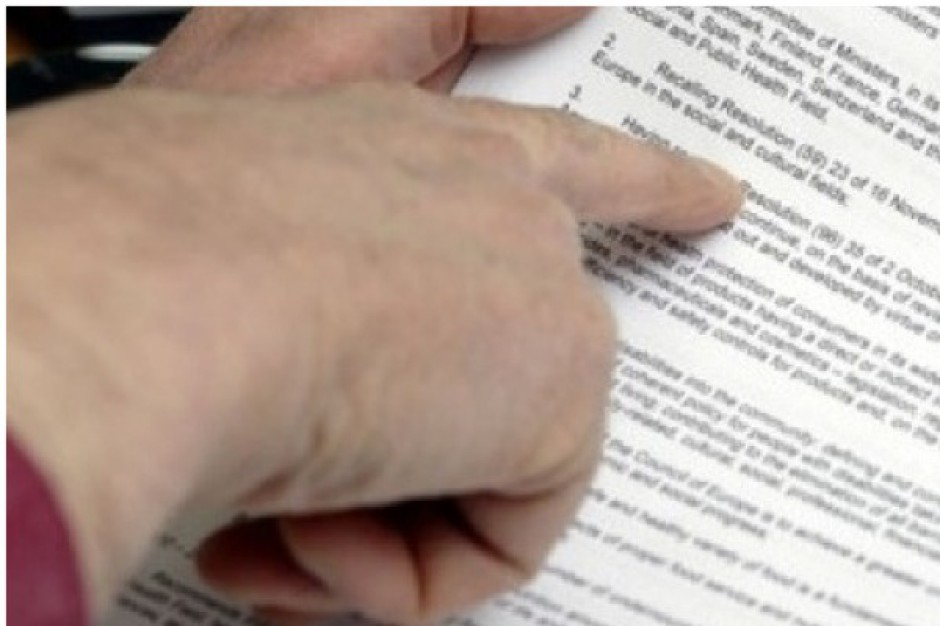 Projekt ustawy ws. dopalaczy trafi pod obrady rządu