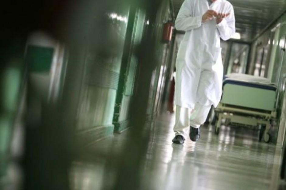 Projekt dotyczący sieci szpitali został przyjęty przez KERM
