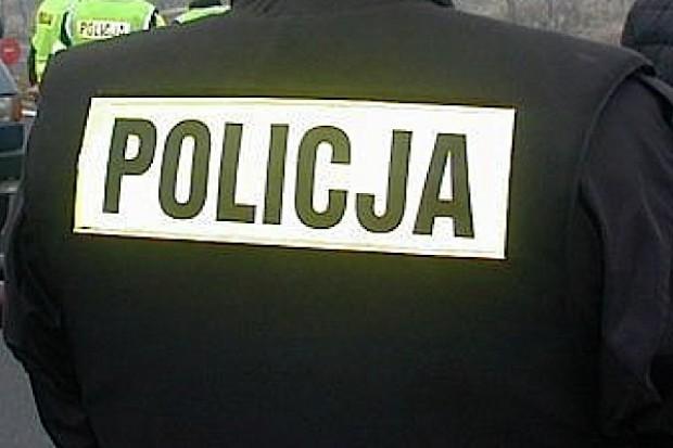 Kielce: policja rekwiruje dopalacze