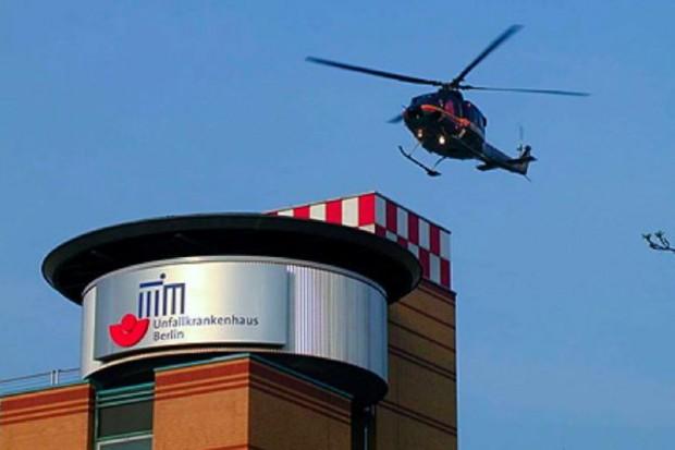 Ranni w wypadku pod Berlinem wracają do szczecińskich szpitali
