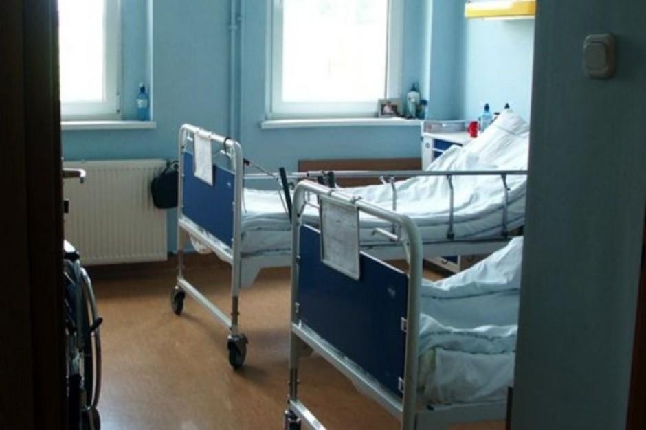 Ciechanów: z powodu braku lekarzy szpital chce zawiesić oddział pulmonologiczny