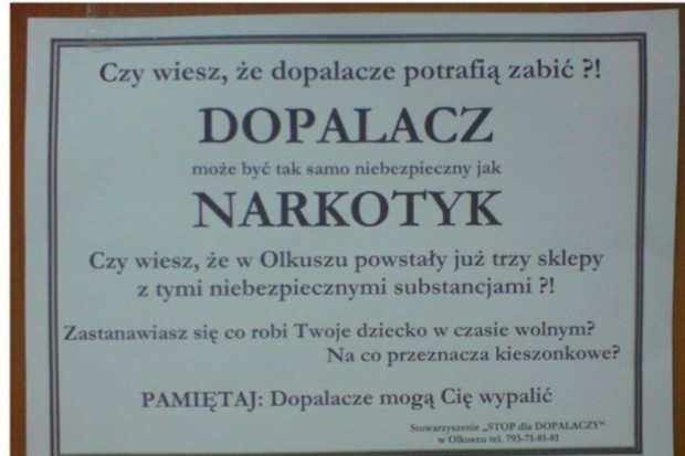 Białystok: będzie manifestacja przeciwko dopalaczom