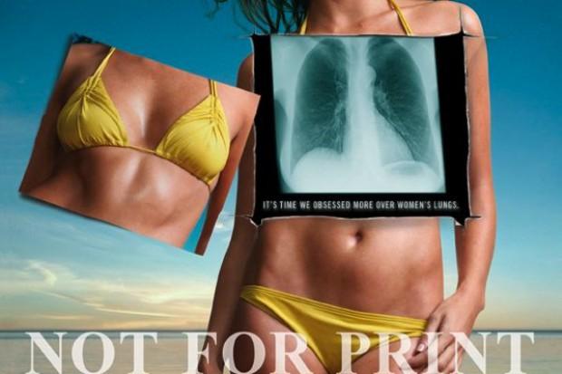 Wymaz z policzka może wykryć raka płuc