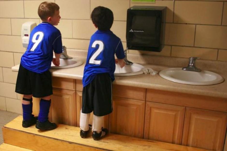 Myjcie ręce nie tylko w święto