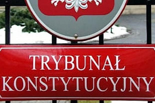 NIL: skarga ws. resortowego rozporządzenia w Trybunale Konstytucyjnym