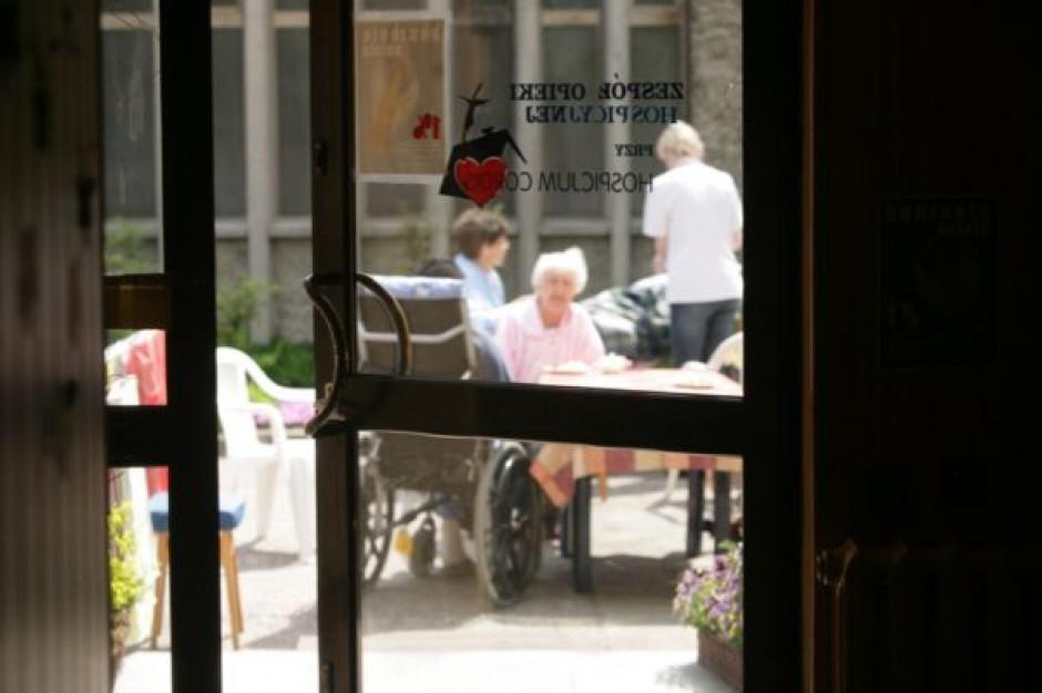 NIK: minister zdrowia nie opracował strategii rozwoju opieki paliatywnej