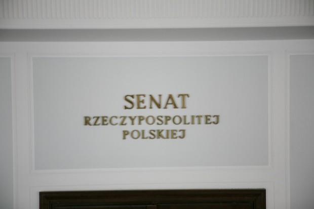 Senat przyjął bez poprawek ustawę przeciw dopalaczom