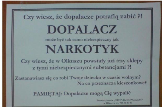 Bydgoszcz: polityczna kłótnia o dopalacze