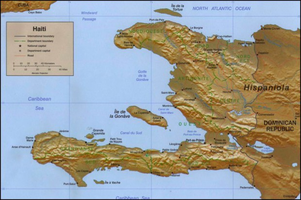 Haiti: epidemia cholery