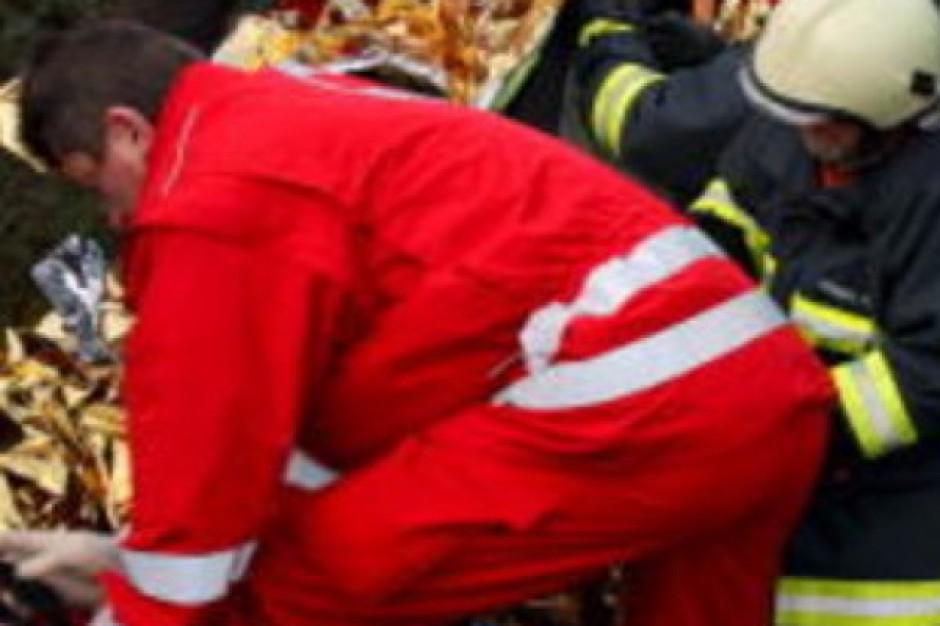 Trzy ofiary wypadku autokaru pod Berlinem nadal w szpitalach