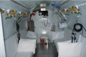 Łódź: potrzebny większy kontrakt na leczenie w komorze hiperbarycznej