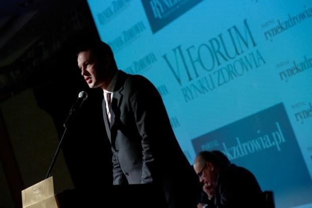 VI Forum Rynku Zdrowia: Jakub Szulc podsumował rok w ochronie zdrowia