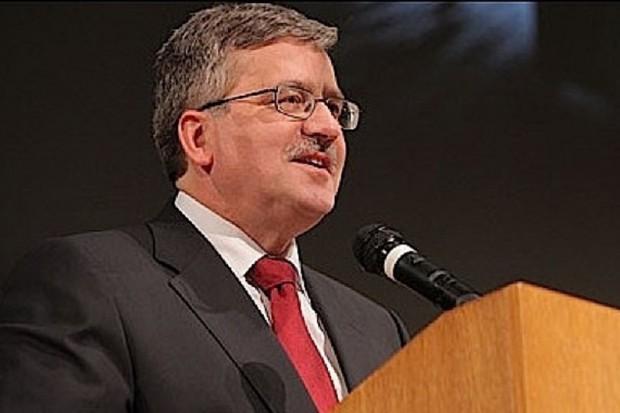 Bronisław Komorowski: konieczne są zmiany w systemie opieki zdrowotnej