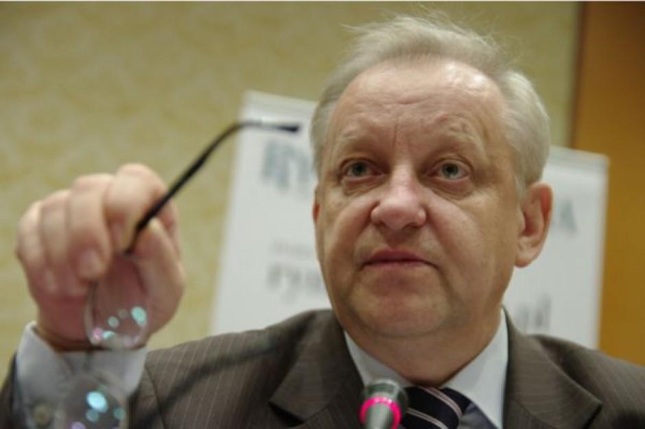 Bolesław Piecha o ustawach zdrowotnych: są warte podjęcia
