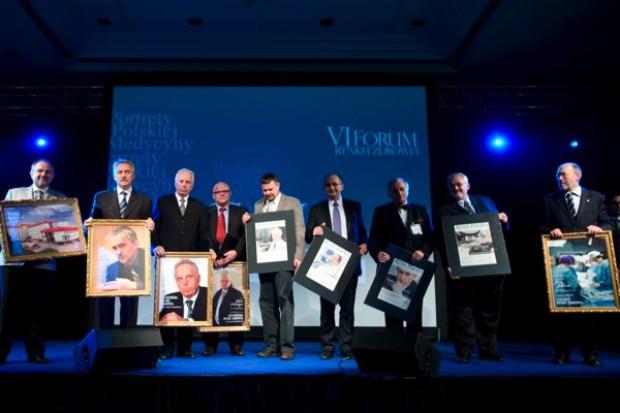 VI Forum Rynku Zdrowia: poznaliśmy laureatów Portretów Polskiej Medycyny 2010